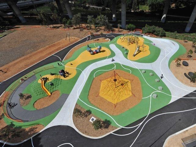 Debneys Park Elevated